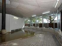 青松館の温泉