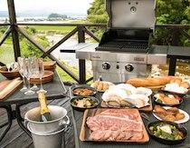 天然温泉&プライベートSPA 瑠璃浜の食事