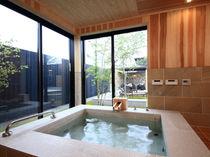 天然温泉&プライベートSPA 瑠璃浜の温泉