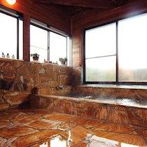 ストーンハウス INN キャメリオのお風呂