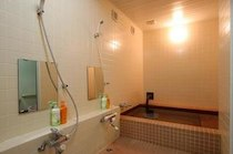 徳田屋旅館のお風呂