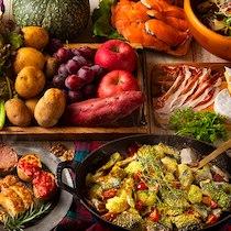 ザ・レイクビューTOYA乃の風リゾートの食事