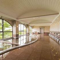 ホテル森の風 鶯宿の温泉