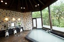 ペットと泊まるCARO FORESTA那須高原 VOLPEの天然温泉