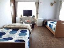 コテージ・凜のペットと泊まれる部屋