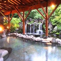 ホテルエピナール那須の天然温泉