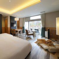 ホテルエピナール那須のペット泊まれる部屋