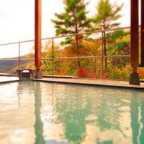 花月ハイランドホテルの温泉