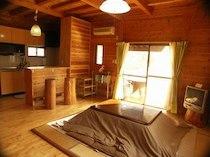 貸別荘「柊」のペットと泊まれる部屋