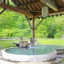 水戸屋旅館の温泉