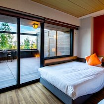 ホテル南風楼のペットと泊まれる部屋