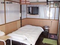 プチホテルローズガーデンのペットと泊まれる部屋