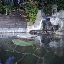 季の郷 山の湯の宝泉寺温泉