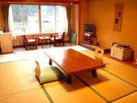 季の郷 山の湯のペットと泊まれる部屋