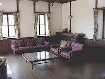 貸別荘 湯布院ウッディハウスFのペットと泊まれる部屋
