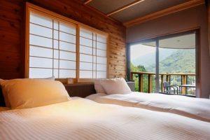湯山荘 阿讃琴南のペットと泊まれる部屋