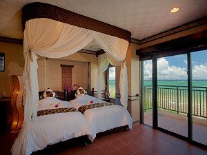 バリリゾートin石垣島のペットと泊まれる部屋