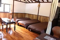 南国ロッジ Booyaのペットと泊まれる部屋