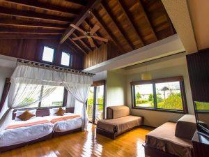 リブマックスアムス・カンナリゾートヴィラのペットと泊まれる部屋