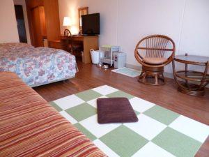 リゾートホテル 久米アイランドのペットと泊まれる部屋