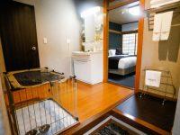 リブマックスリゾート奥道後のペットと泊まれる部屋