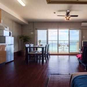 美ら海オンザビーチMOTOBUのペットと泊まれる部屋