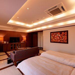 プチ・リゾート ナルトロータスのペットと泊まれる部屋