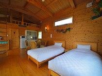 オーシャンブリーズのペットと泊まれる部屋