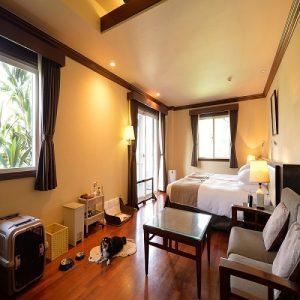 オクマプライベートビーチ&リゾートのペットと泊まれる部屋