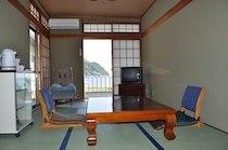 リゾートマリンホテル シータイガー アイランドインのペットと泊まれる部屋