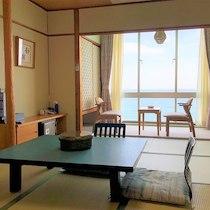 ホテル 白い燈台のペットと泊まれる和室