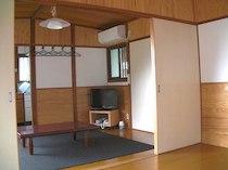 南阿波サンラインモビレージのペットと泊まれる部屋
