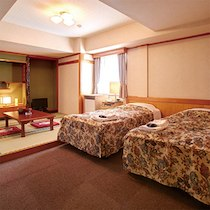 サンプラザホテルのペットと泊まれる部屋