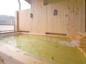 ハイパーリゾート ヴィラ塩の天然温泉
