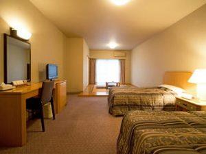 ハイパーリゾート ヴィラ塩江のペットと泊まれる部屋