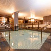 広島北ホテルの天然温泉