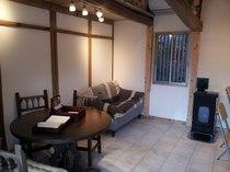 ゲストハウス「鹿音~Kanon~」のぺットと泊まれる部屋