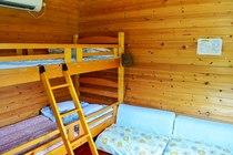 ロッジ・クールのペットと泊まれる部屋