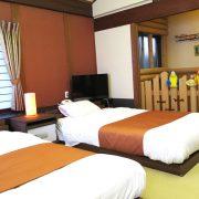 松風荘旅館のペットと泊まれる部屋