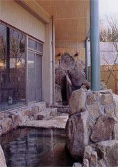 温泉ホテル 温井スプリングスの温井温泉