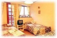 ペンション琵琶湖のペットと泊まれる部屋