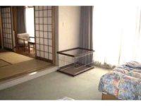 公共の宿 くらしき山陽ハイツのペットと泊まれる部屋