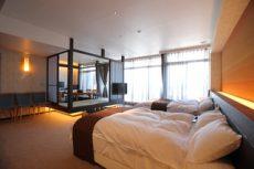 ホテル ベルヴェデーレのペットと泊まれる和洋室