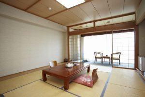 ホテル旬香 伊勢志摩リゾートのぺットと泊まれる部屋