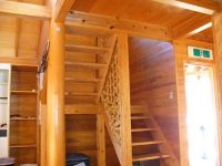 山荘 琴の滝荘のペットと泊まれるコテージ