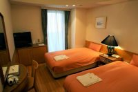 神戸北の坂ホテルのペットと泊まれる部屋