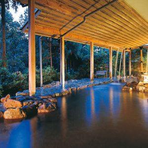 美杉リゾートの火の谷温泉