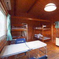 リゾート大島のペットと泊まれるコテージ