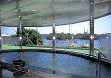 鳥羽グランドホテルの天然温泉