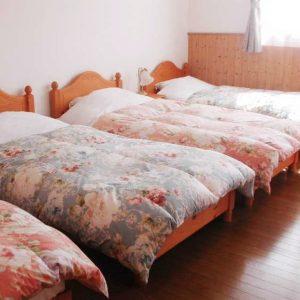 プチホテルアラパパのペットと泊まれる部屋